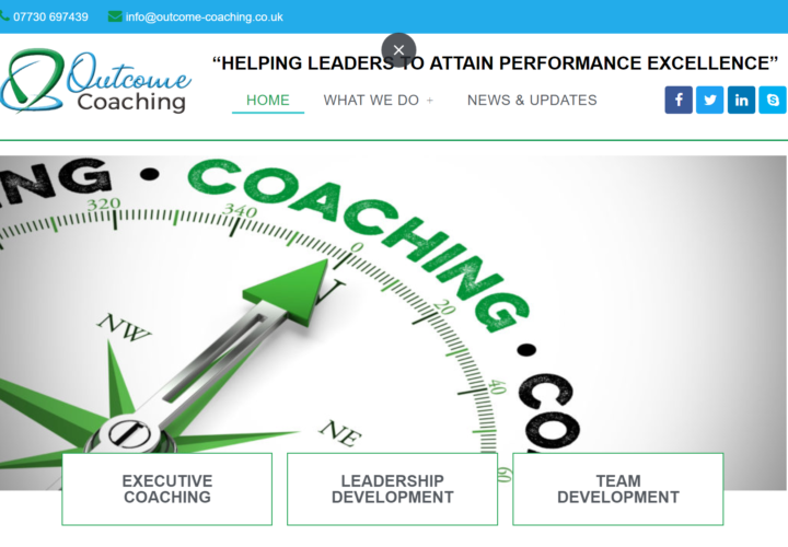 outcome coaching