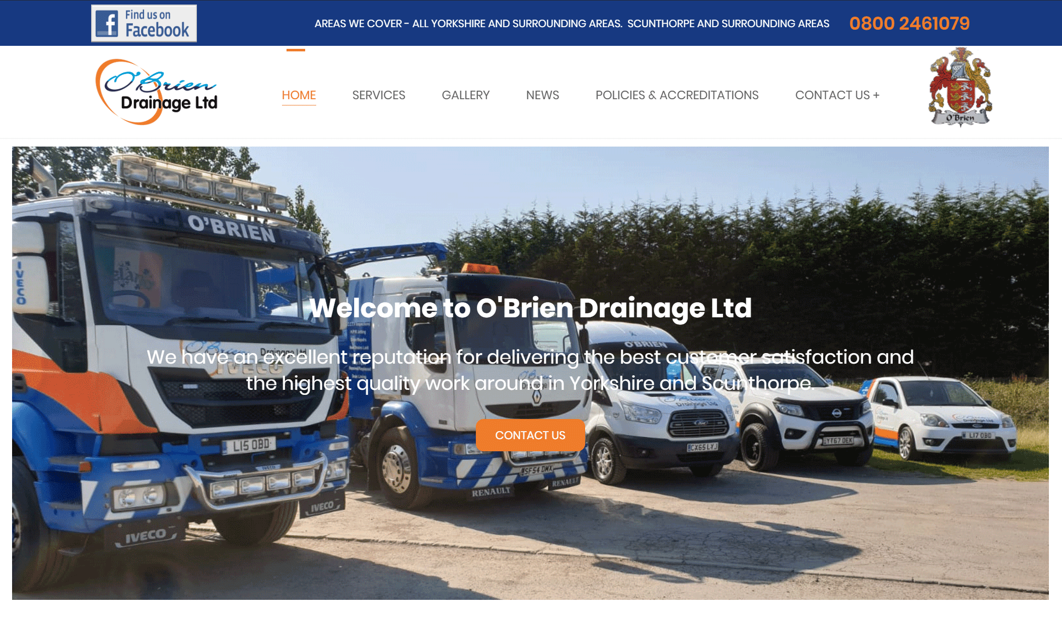 O'Brien Drainage