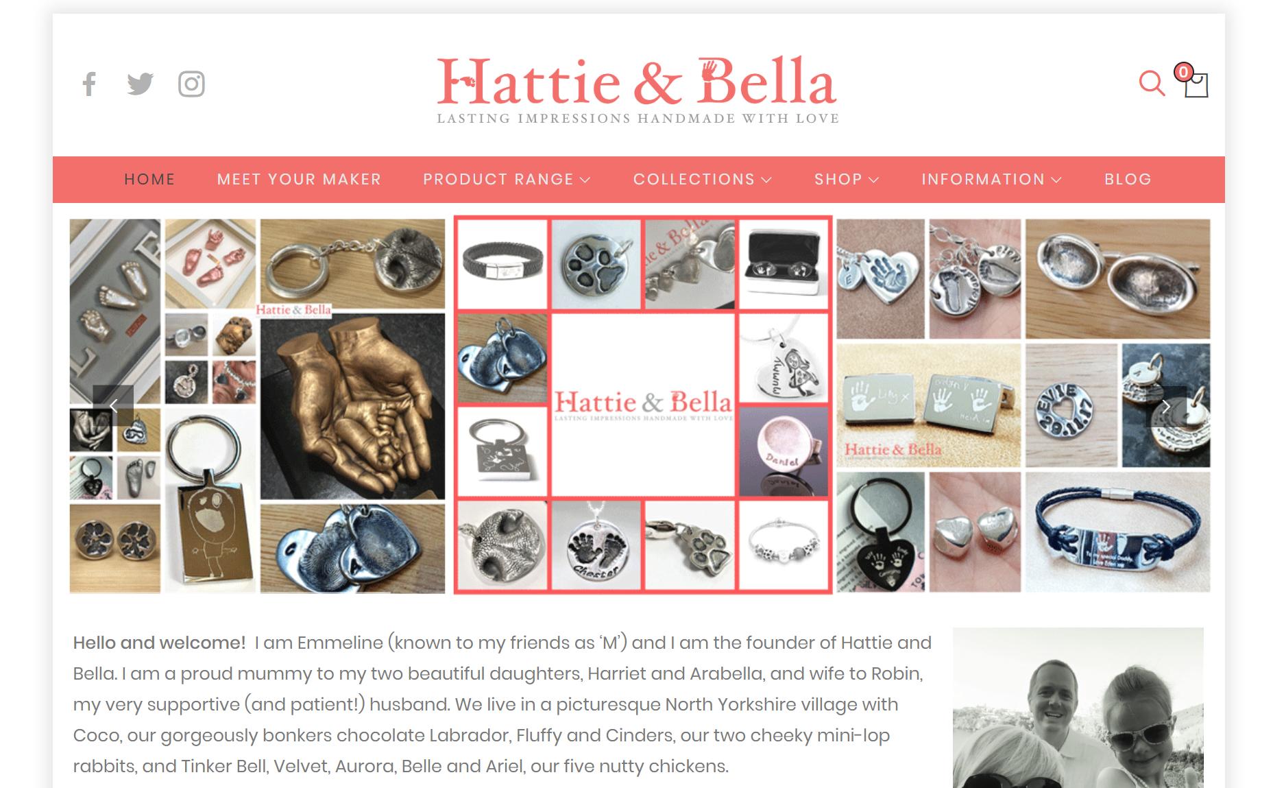 Hattie & Bella (in Development)