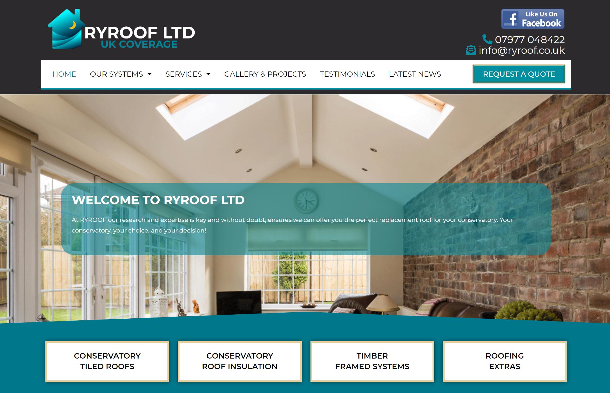 RYROOF Ltd