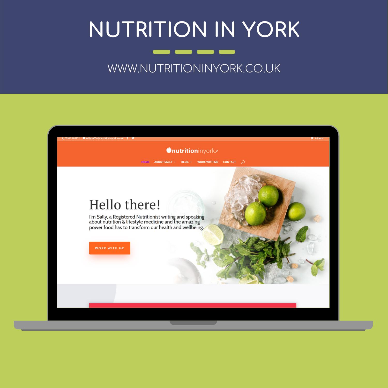 Nutrition in York