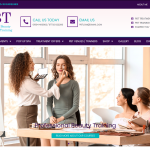 NEW WEBSITE LAUNCH – Professional Beauty Training