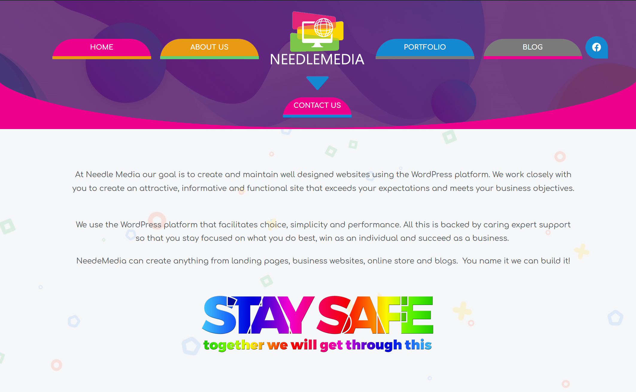 NEEDLEMEDIA HAS HAD A FACELIFT