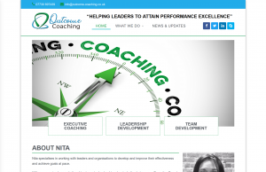 Website Refresh for Outcome Coaching