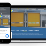 Website Launch –  Revolution Doors