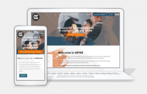 Website Launch – MPWR Business Club