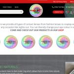 New Website Launch – FashionLenz